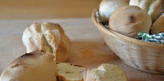 panini con farina di canapa