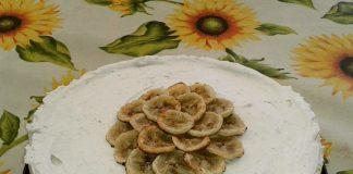 Torta alle banane