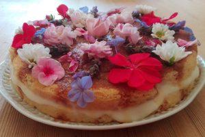 torta di compleanno nichel free