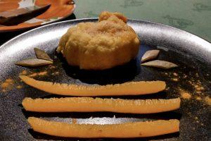 Sformatino di zucca e patate