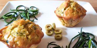 muffin quinoa e zucchine